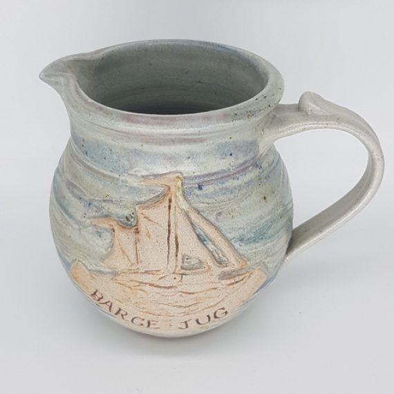 Ceramic Barge Jug