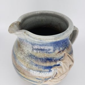 Large ceramic barge jug